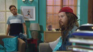 Matty Barton finds out Ryan's dealing dodgy goods