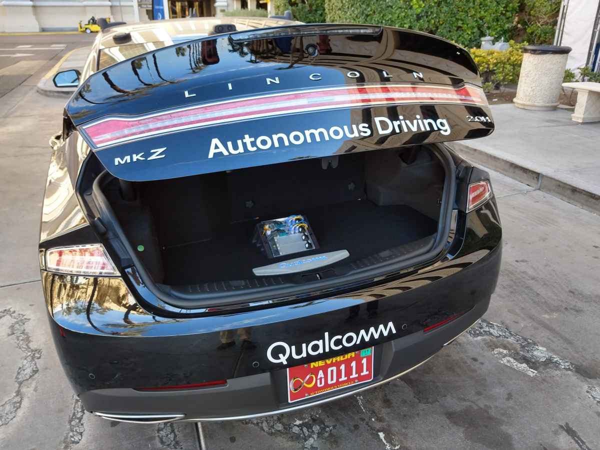 Qualcomm's Snapdragon Ride Platform can put autonomous cars on the highway