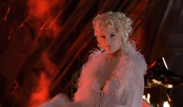 Drew Barrymore in Batman Forever