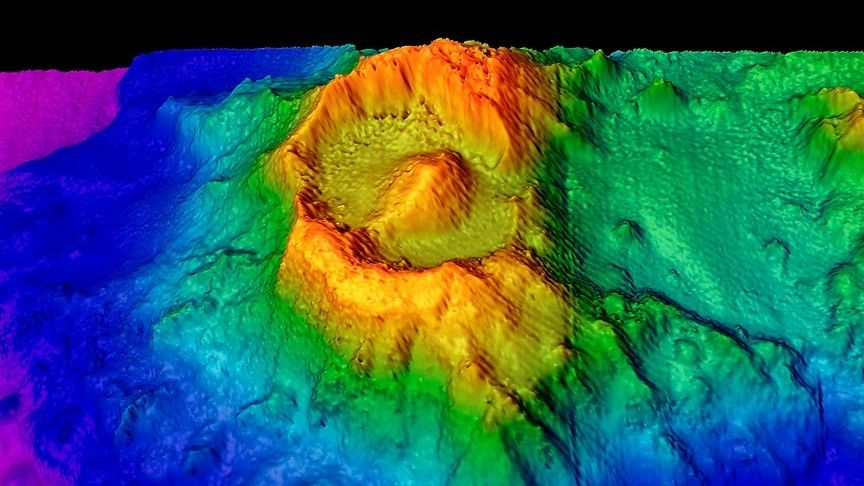 'Eye of Sauron' volcano and other deep-sea structures discovered in underwater 'Mordor'