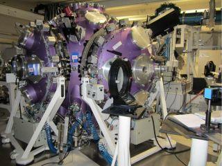 boron fusion chamber