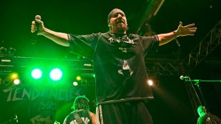 Suicidal Tendencies frontman Mike Muir