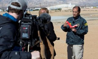 NTSB Acting Chair Christopher Hart Explains SpaceShipTwo's 'Feathering'