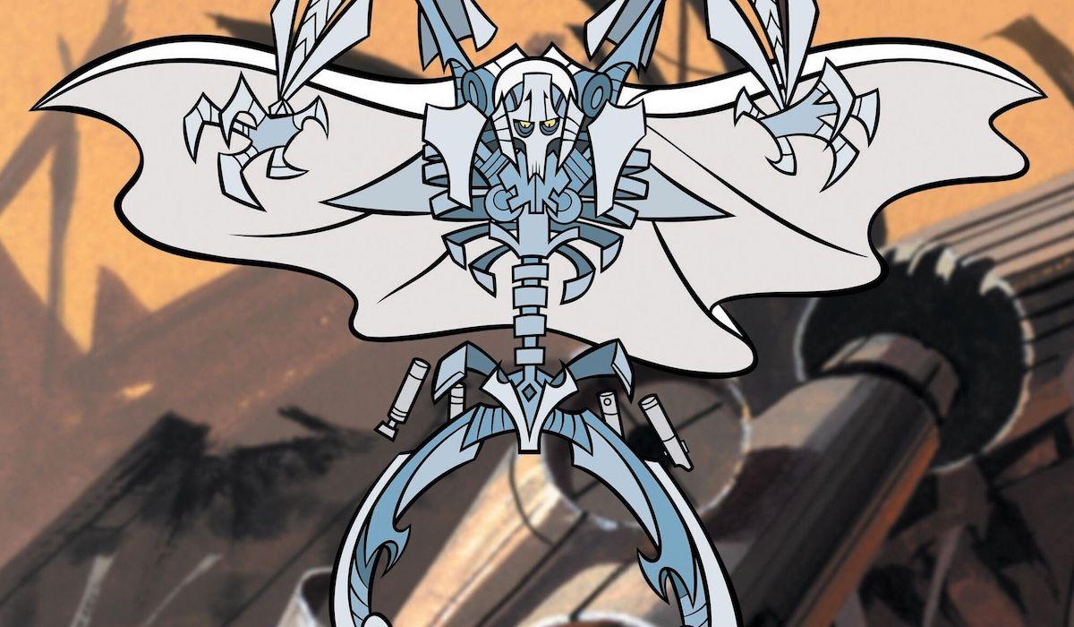 General Grievous Clone Wars microseries