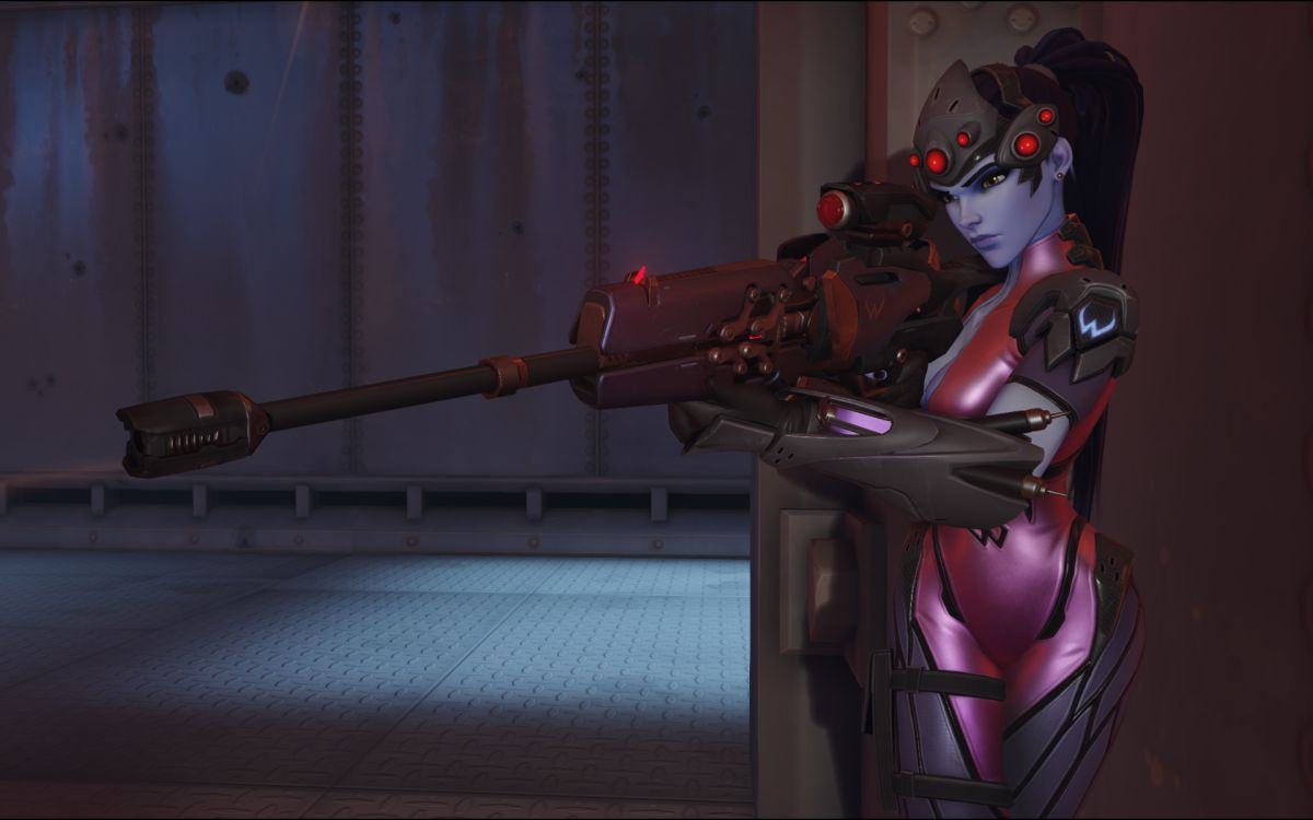 Watch the amazing Widowmaker plays that shaped the Overwatch League stage one finals