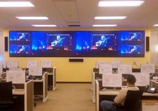 Powersoft Amp Drives AV Systems at Security Operations Center