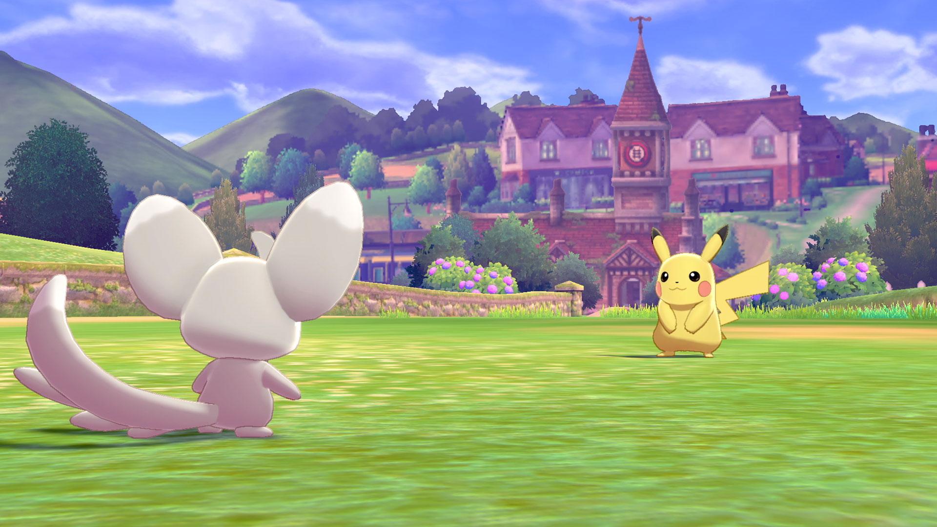 Pokemon Sword And Shield Pokedex All Pokemon In The New Pokemon