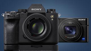 Sony A9 II / RX100 VII