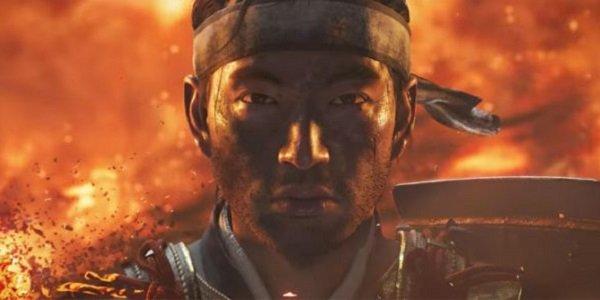 Jin in Ghost of Tsushima.