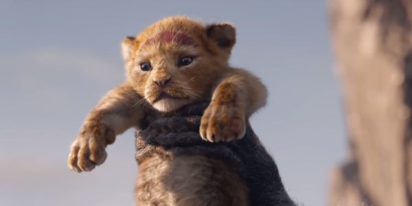 The Lion King Already Lost Its #1 Spot In China