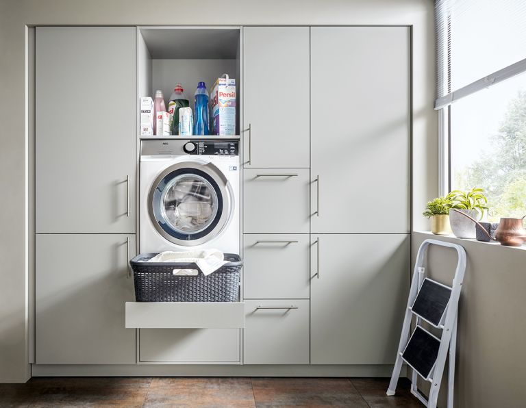 9 Utility Room Design Ideas For Really Small Spaces Real Homes