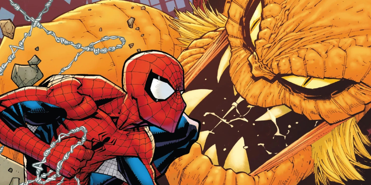 Spider-Man and Gog