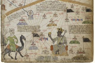 medieval africa riches