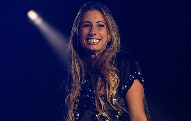 stacey solomon confirms x factor return