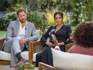 Harry and Meghan's interview with Oprah