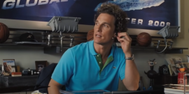 Matthew McConaughey Does Not Wear Deodorant But Smells Like 'Good Living,' Confirms Tropic Thunder Co-Star Yvette Nicole Brown