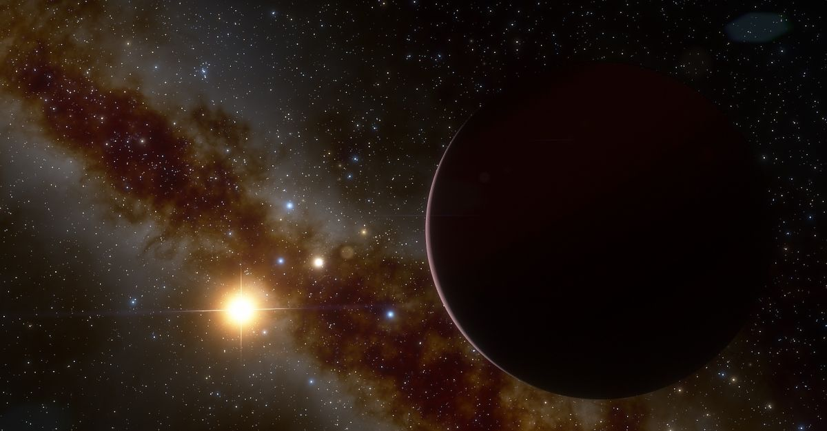 Surprise! Giant Planet Found Circling Tiny Red Dwarf Star