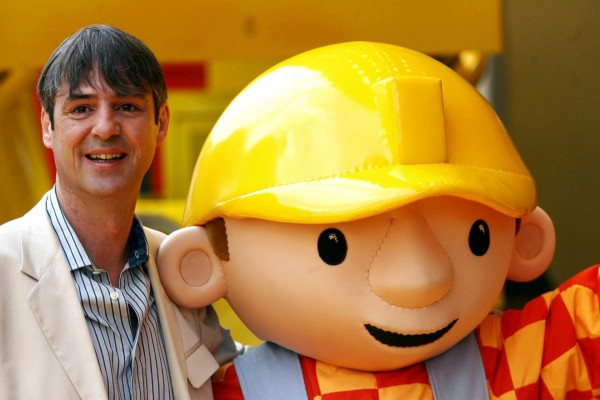 Neil Morrissey voices Bob The Builder
