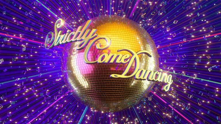 Strictly Come Dancing logo 2021