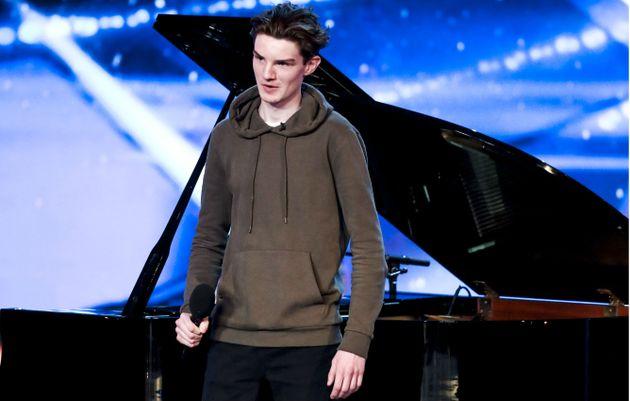 Harry Gardner, Britain's Got Talent