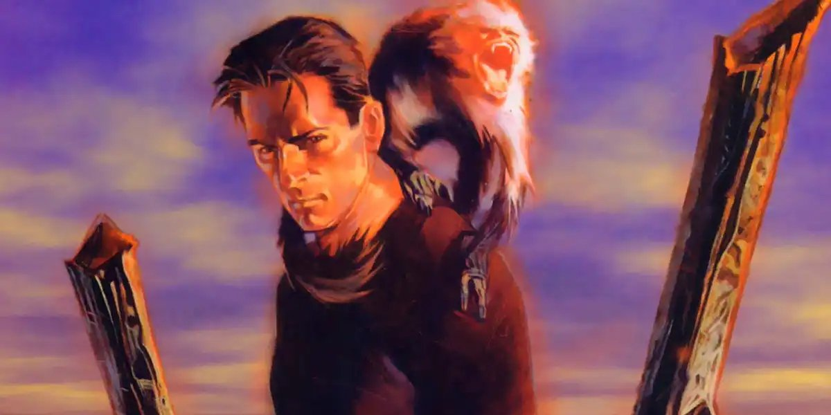 Y: The Last Man comic book cover art