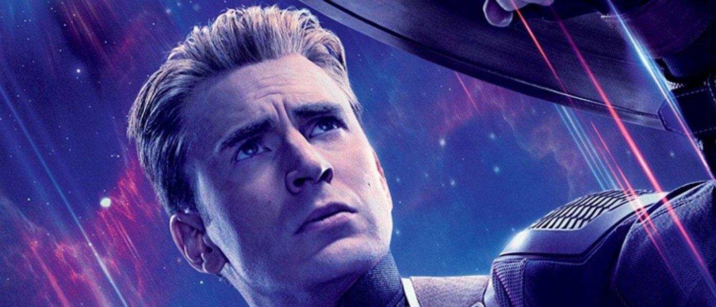 Captain America's Endgame poster