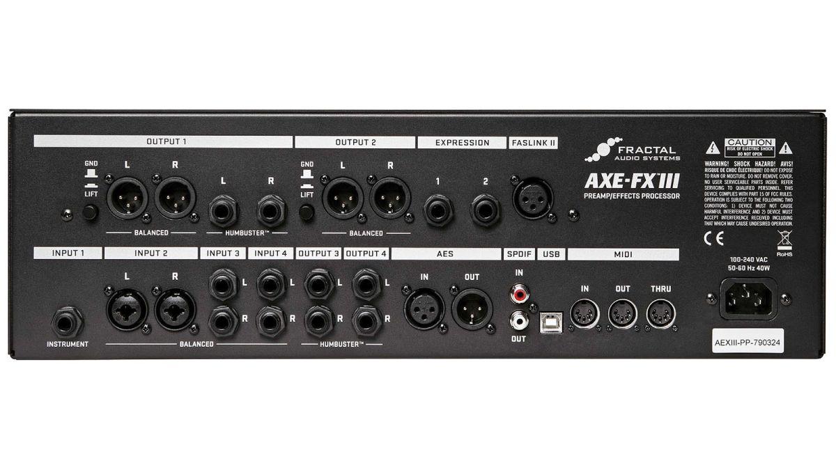 Review: Fractal Audio Axe-FX III | Guitarworld