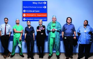 What's on telly tonight? Our pick of the best shows on Monday 26th March including Hospital