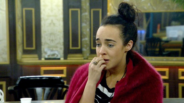 Stephanie Davis in CBB
