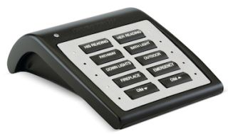 Crestron Ships HTT-B10EX Keypad