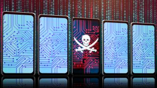Android malware botnet attack