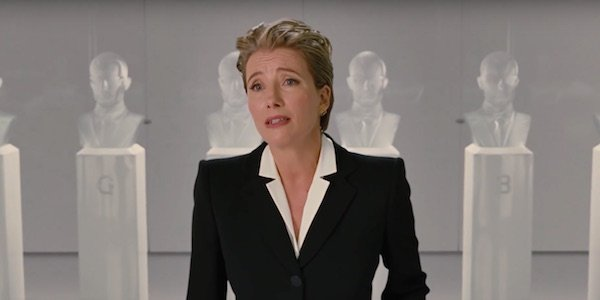 Emma Thompson as Agent O in Men in Black 3
