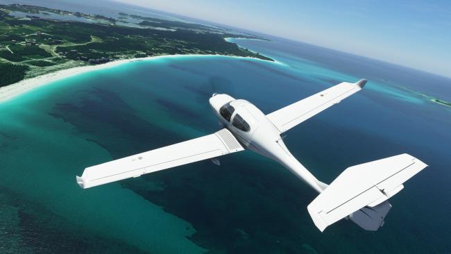 Microsoft Flight Simulator ile dünyanın her yerine uçun