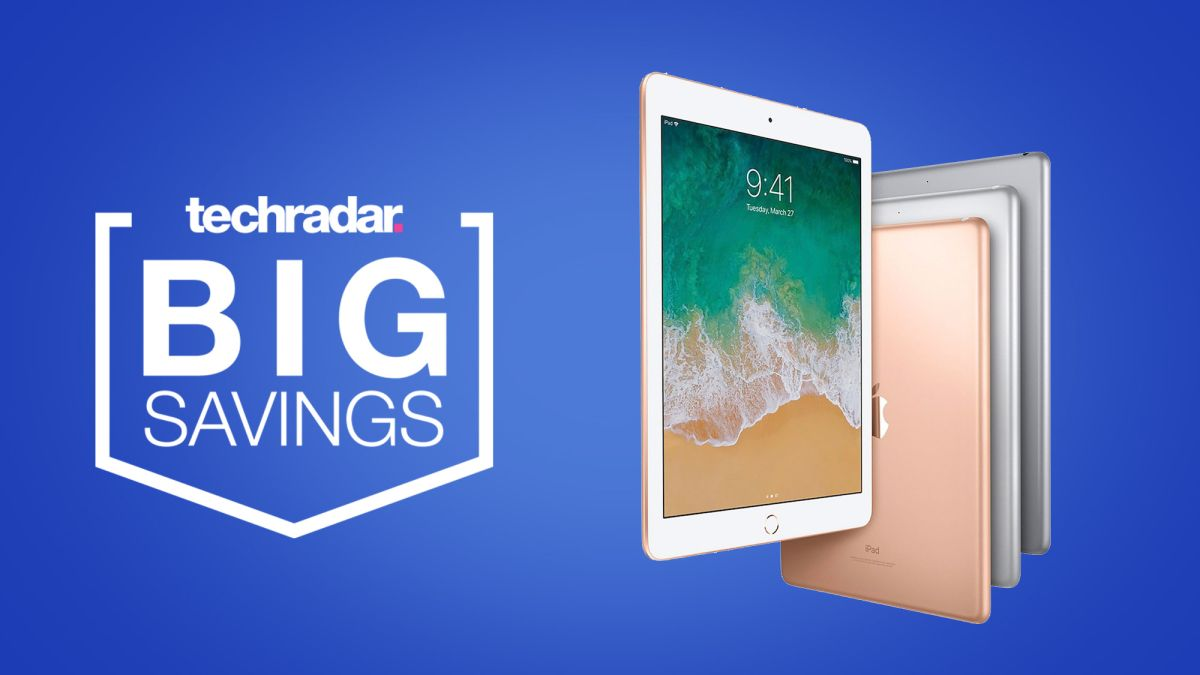 Save $160 as iPad deals return to Black Friday prices