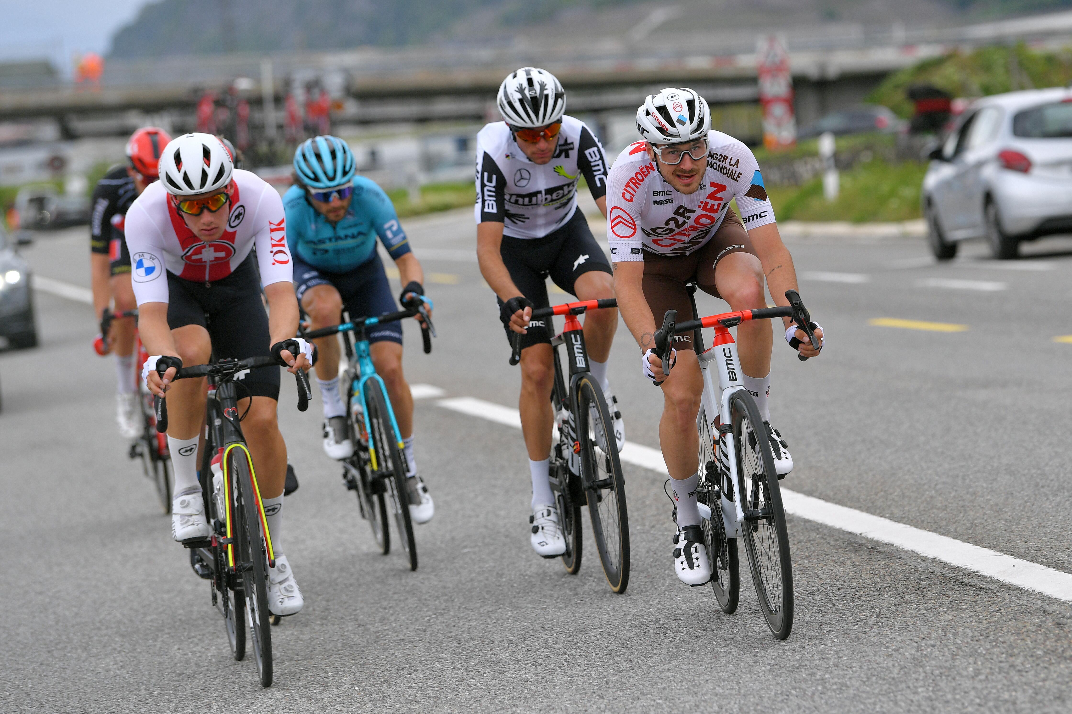 Tour de Romandie 2021 stage 1