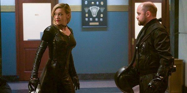 Black Siren Katie Cassidy Ryan Alexander McDonald Fallout The Flash The CW
