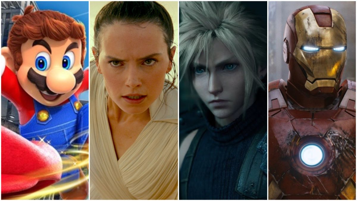 Best Zoom Backgrounds Dozens Of Free Options From Star Wars Marvel Mario And More Gamesradar