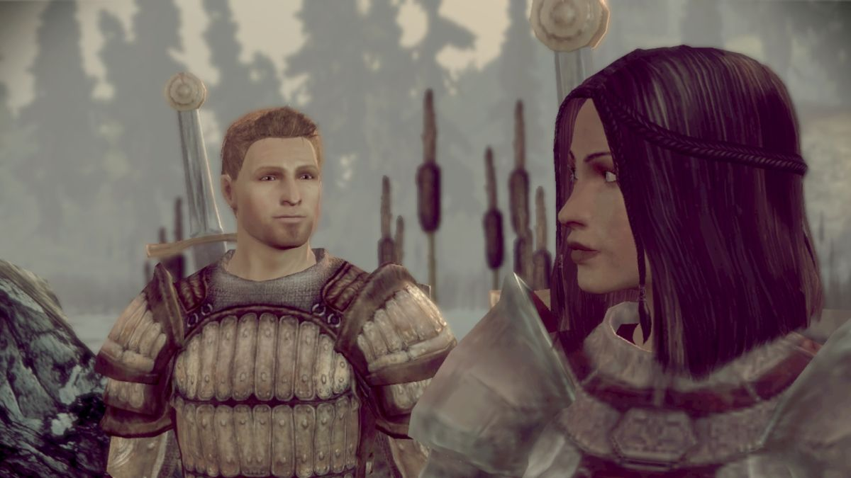 Returning to Dragon Age: Origins feels like coming home, and it's helping me navigate through grief