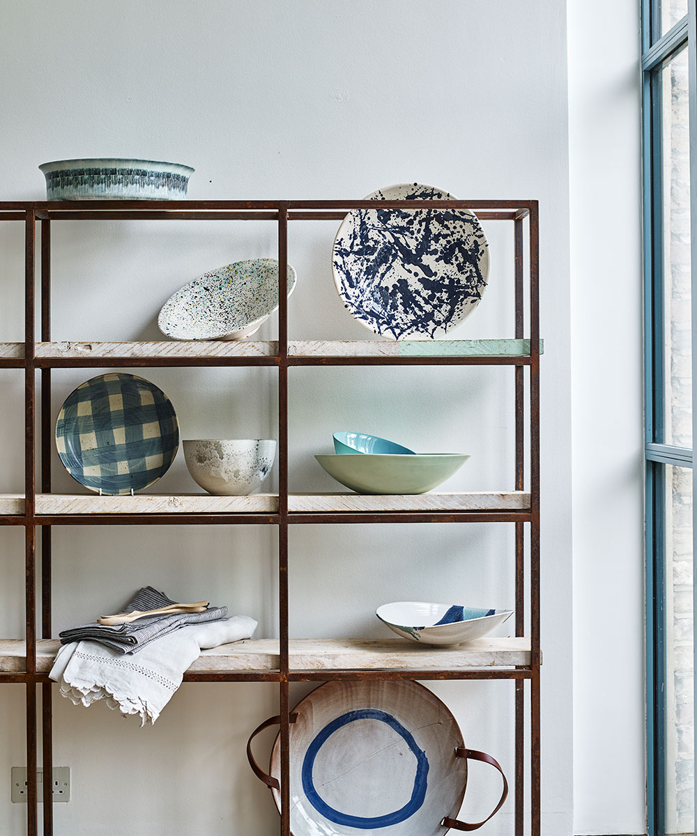 Best modular shelving systems for super-chic and streamlined storage