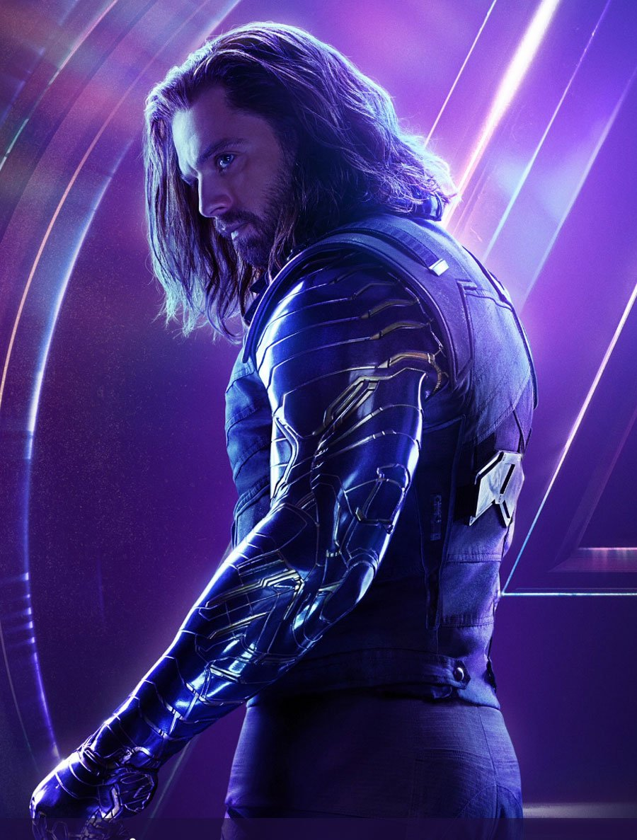 New Avengers: Infinity War Posters Are Ominous And Awesome #2469411