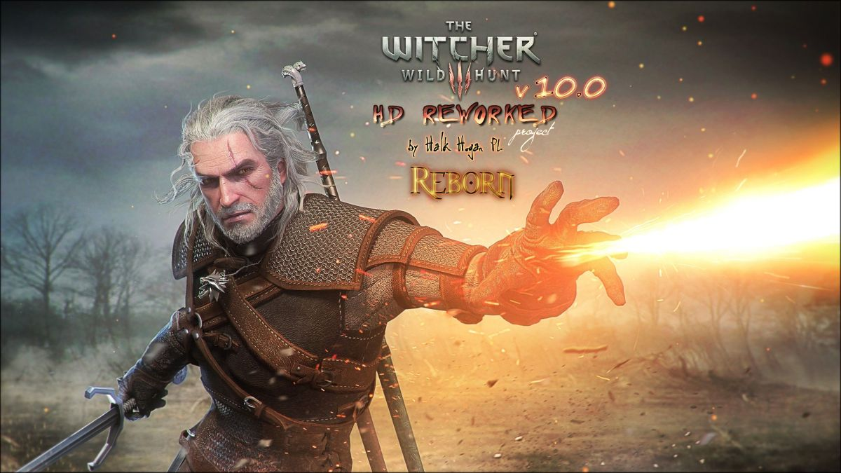 The Best Witcher 3 Mods Pc Gamer