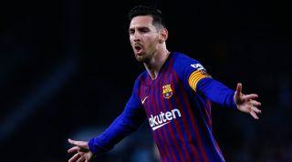 Lionel Messi Pope