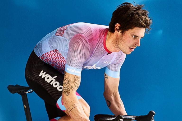 Le Col X Wahoo indoor cycling clothing