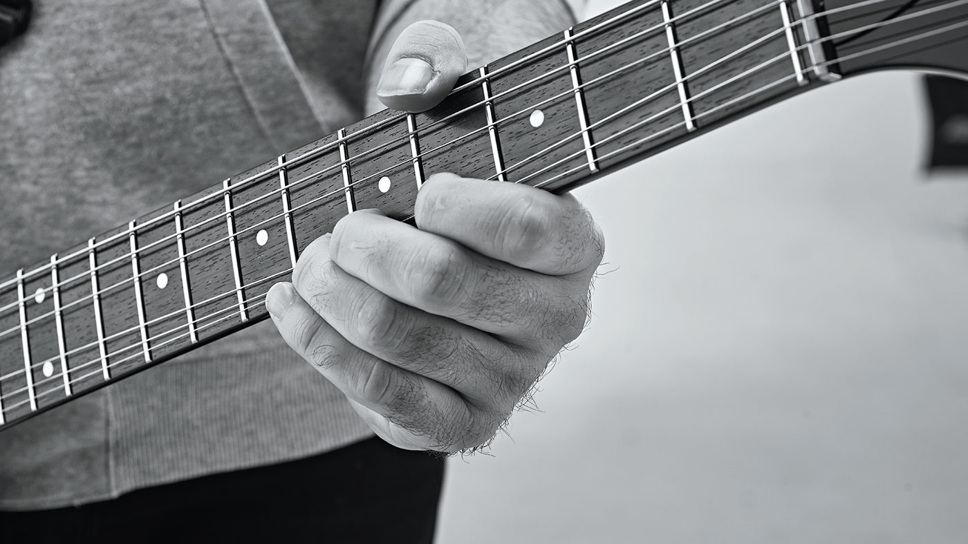 Step outside the pentatonic box with these fresh blues guitar solo approaches