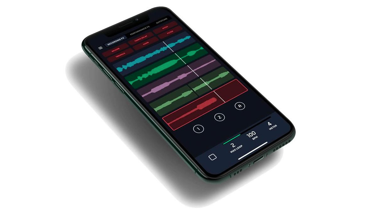 AudioKit's L7 puts a Roland RC-505-style looper in your iPhone or iPad