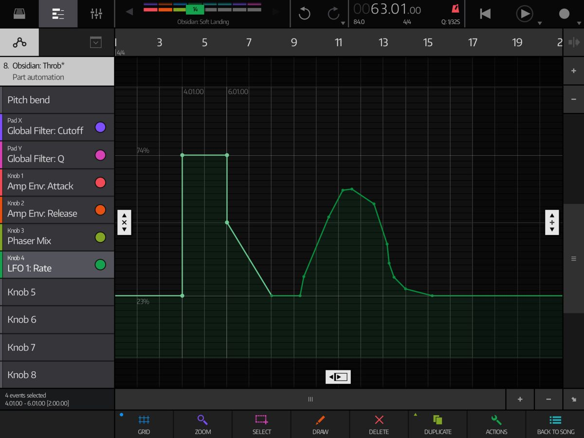 NanoStudio 2 could be the end-to-end iOS music production