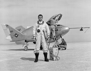 space history, NASA, research aircraft