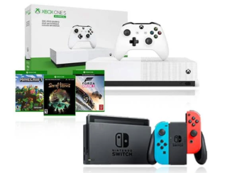 Bonkers Prime Day Deal: Get a Switch and Xbox One S for $400 | Tom's Guide