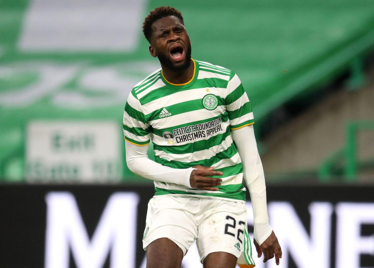 Odsonne Edouard could return as Celtic host Livingston