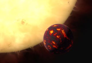 Super-Earth 55 Cancri e
